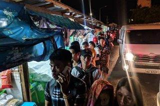 Higit 900 pasahero stranded sa Batangas Port dahil sa Bagyong Ursula
