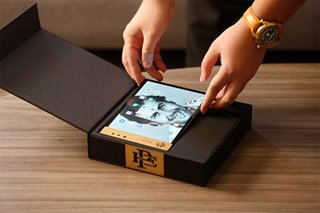 Drug kingpin Pablo Escobar's family launches folding smartphone