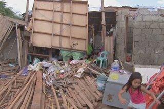 Tulong hiling ng mga nasalanta ni 'Ursula' sa Occidental Mindoro