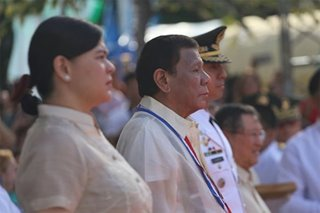 Duterte urges Pinoys to 'keep nationalism alive' on Rizal Day