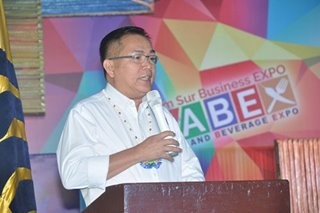 CamSur vice-governor Fortunato Peña resigns, cites personal reasons