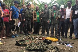 Military, police foil Maguindanao bomb try; 5 arrested