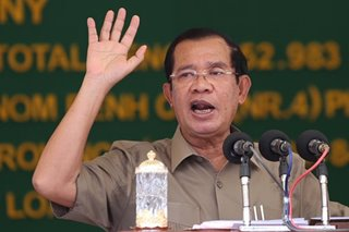 Cambodia's Hun Sen marks 34 years in power with opposition threat