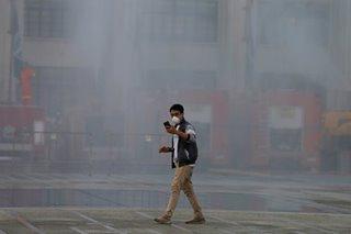 Thailand to make it rain as pollution chokes Bangkok