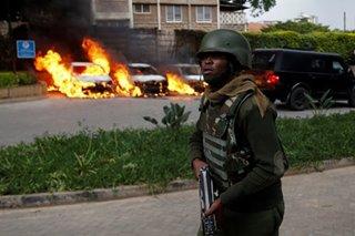 Filipinos in Kenya warned amid attack