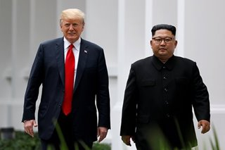 N.Korea's Kim invited Trump to Pyongyang in new letter