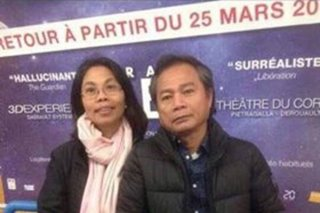 Pinoy couple among fatalities in Paris fire, family says