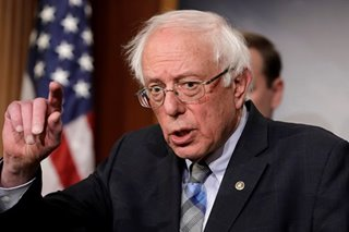 Bernie Sanders announces 2020 US presidency bid