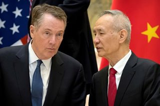 Crunch time as high-level US-China trade talks resume