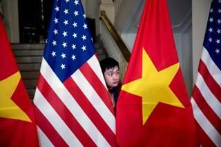 US gives Vietnam more patrol boats as defense links grow