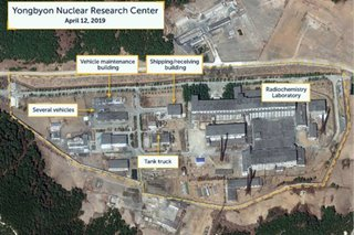 Satellite images may show reprocessing activity at North Korea nuclear site - think tank