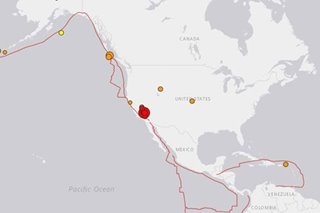 Magnitude 7.1 earthquake recorded in Southern California - USGS