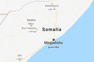 Five killed in jihadist attack on Somali hotel