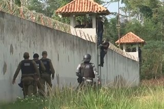 At least 52 dead in Brazil prison riot