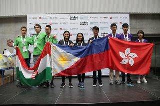 PH robotics team wins gold in Denmark tourney