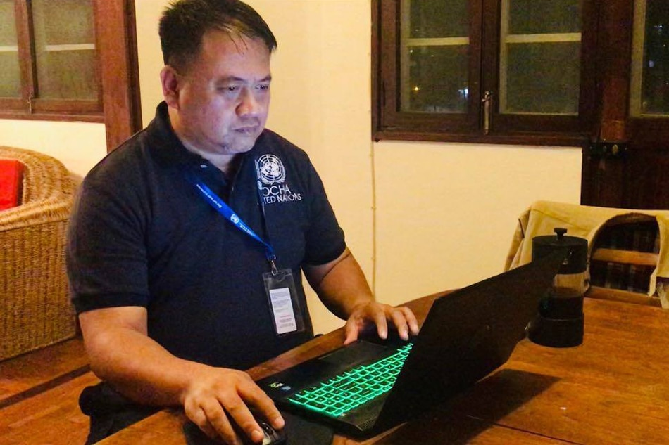 Pinoy disaster-data expert sa Mozambique, hinangaan