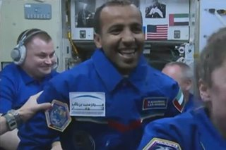Emirati becomes first Arab to reach International Space Station