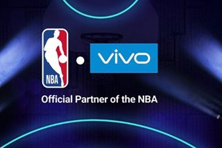China smartphone maker Vivo scraps ties with NBA