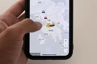 Apple pulls police-tracking app used in Hong Kong protests after consulting authorities
