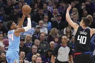 NBA: Balanced Clippers earn season sweep over Kings