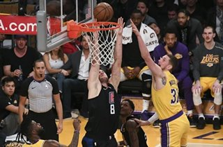 NBA: Clippers take care of skidding Lakers