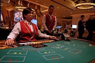 The house always wins? Few trade war jitters as Macau's casinos boom