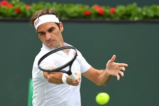 Tennis: Federer launches bid for sixth Indian Wells title