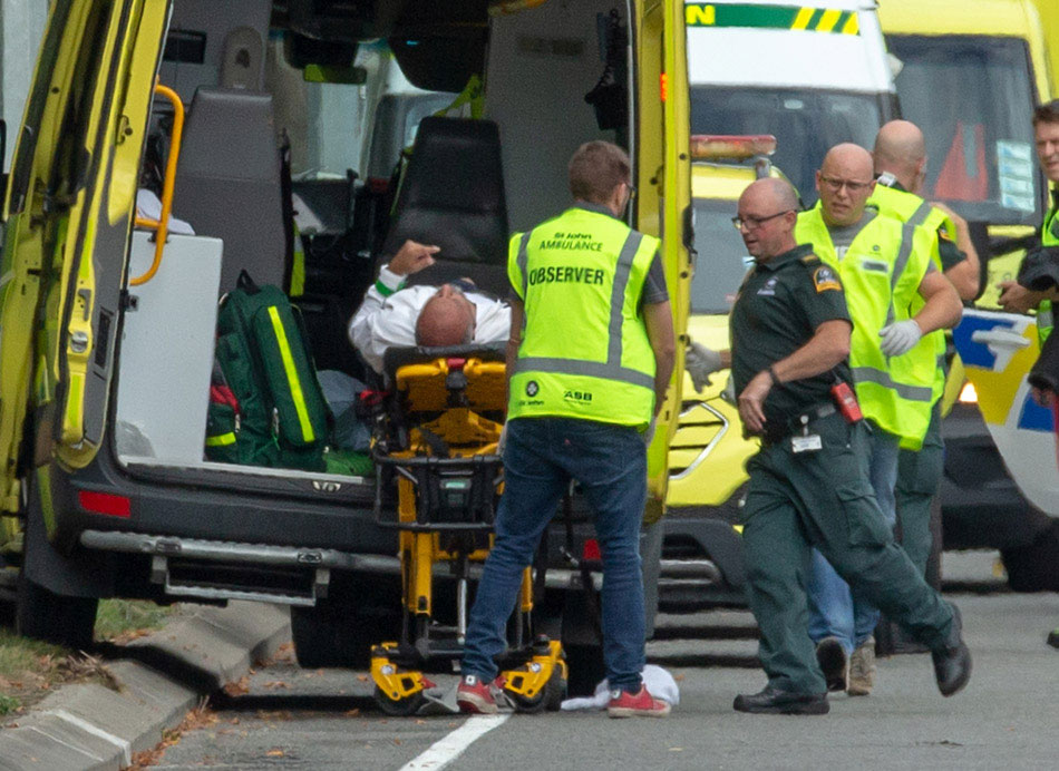 New Zealand Shootings Picture: Embassy Inaalam Pa Kung May Pinoy Na Biktima Sa New