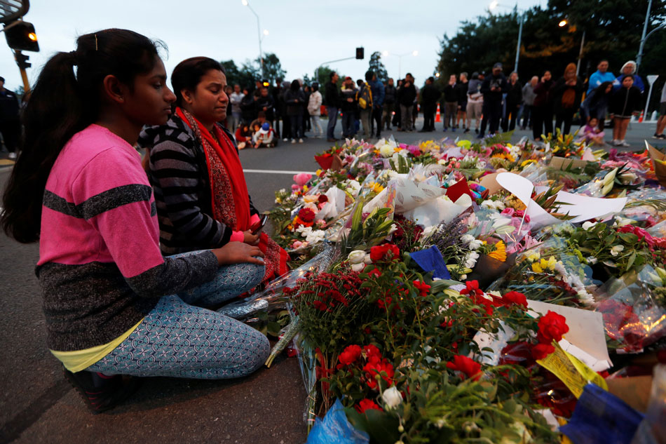 Death Toll Rises To 50 In New Zealand Mosque Attacks