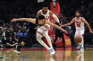 NBA: Clippers beat Bulls, strengthen hold on playoff spot
