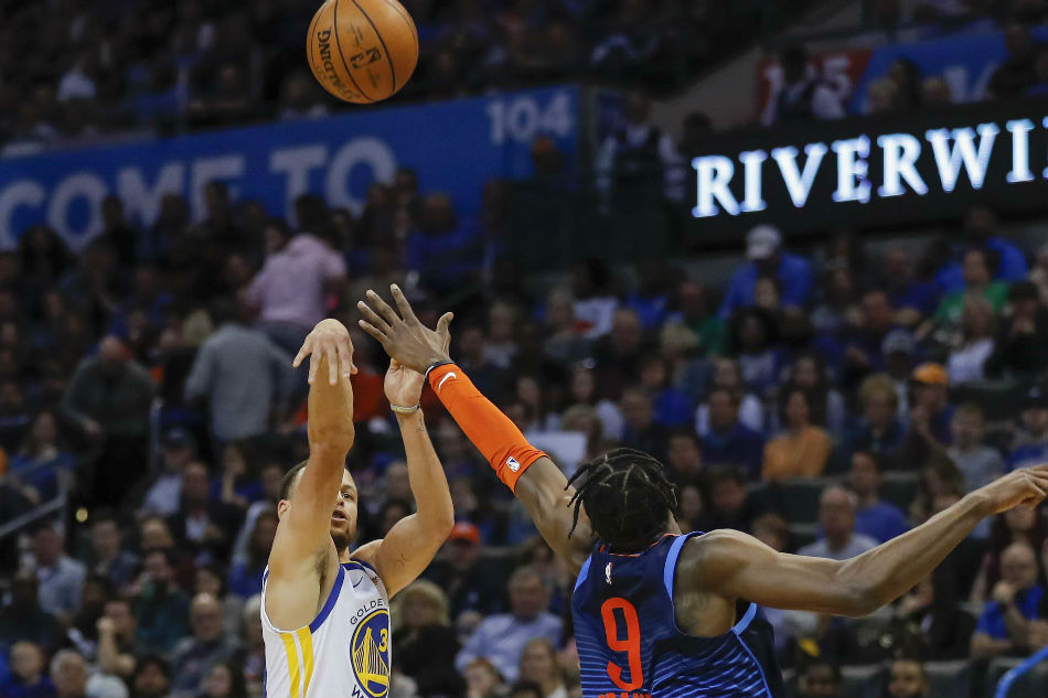 Warriors start hot, cruise past Thunder