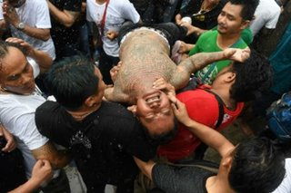Sins and spirits: Thais flock to tattoo fest