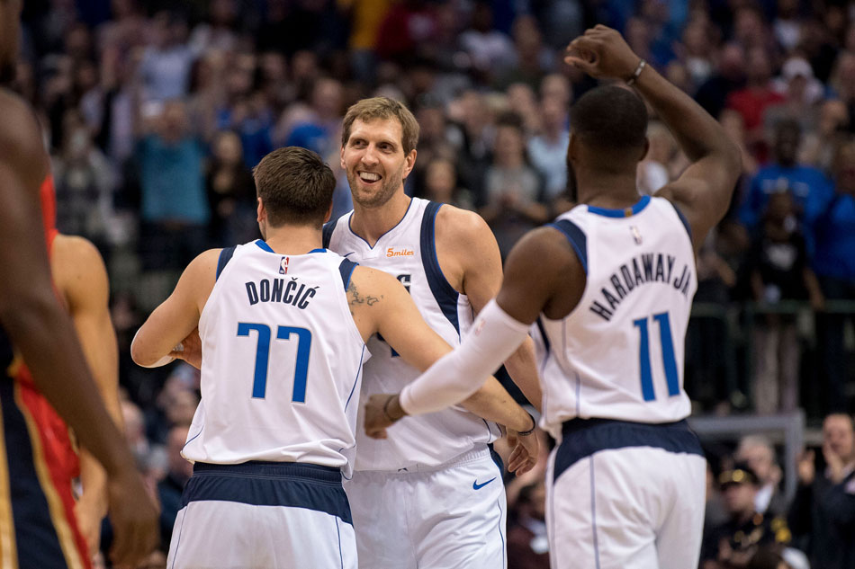 Mavs' Dirk Nowitzki Passes Wilt Chamberlain On All-Time Scoring List