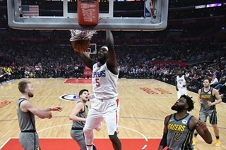 NBA: Gallinari, Harrell carry Clippers past Pacers