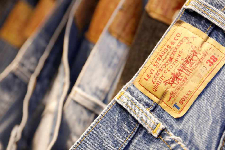 Wearing well: Levi Strauss shares surge 31pc on market return