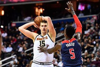 Jokic, six other NBA players test positive for COVID-19 - reports