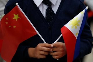 No PH collateral in China loan agreement- DOF