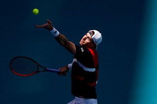 Tennis: Defending champion Isner into Miami quarters, Kyrgios out