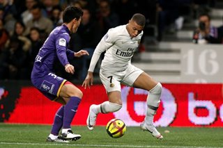Football: Unstoppable Mbappe kills off Toulouse resistance
