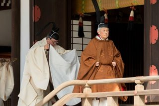 Japan's Emperor Akihito ends reign marked by modernization