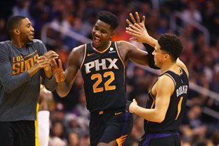 NBA: Suns pile up double-doubles in win over Cavs