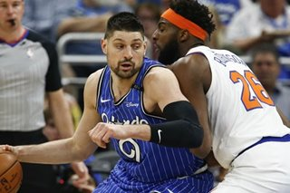 NBA: Magic stop Knicks to stay in playoff race