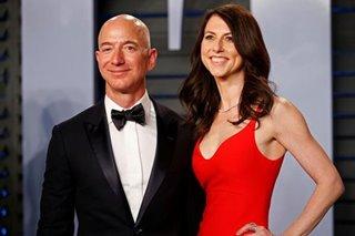 Amazon's Bezos, ex-wife reach biggest divorce deal in history