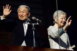 Japan's imperial couple faces a nearly unprecedented situation: retirement