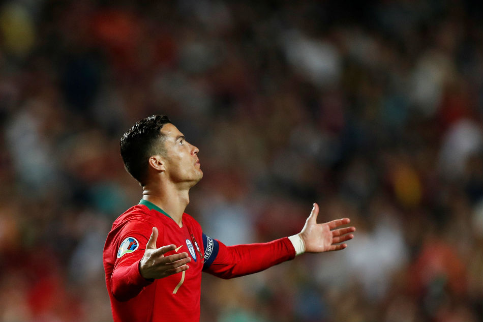 'Cristiano Ronaldo Is A Predator In The Box'