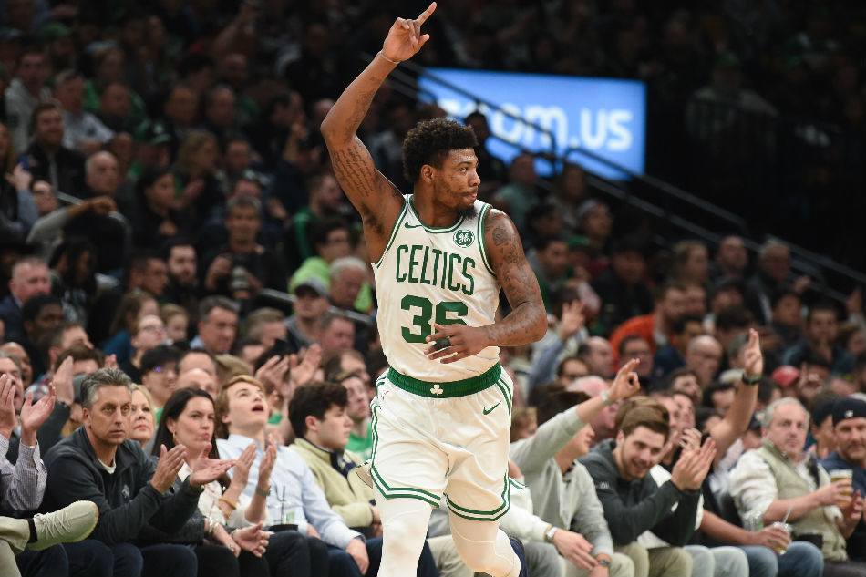 Celts' Smart has torn oblique, to miss 4-6 weeks