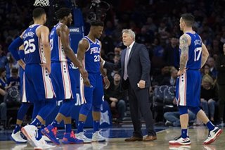 NBA: Sixers ride 51-point 3rd quarter to rout of Nets