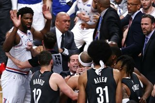 NBA: Butler, Dudley ejected in Game 4 scuffle