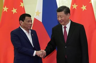 Duterte says willing to ignore Hague victory for joint exploration project with China