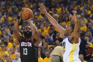 NBA report shows 3 incorrect non-calls in Rockets-Warriors opener